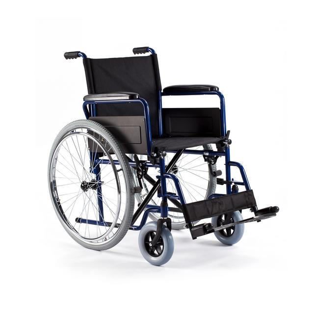 H011 ciemno-niebieski wózekH011 ciemno-niebieski wózek