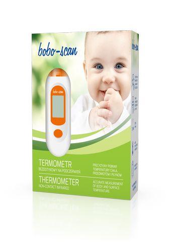 Termometr dziecięcy Bobo-scan