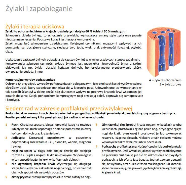 834b71a30bfb93 Produkty kompresyjne przeciwżylakowe. ponczochy. ponczochy. zylak